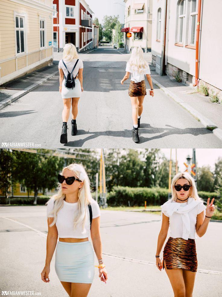 REBECCA & FIONA at Storsjöyran Festival 2014 #edm #music #rave #djs #female_djs
