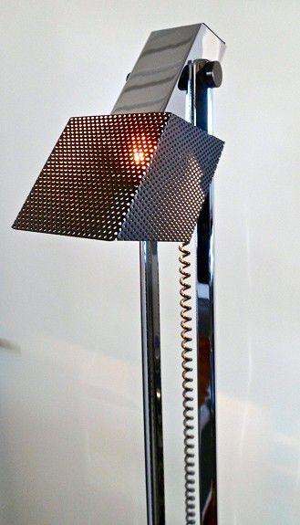 2 stk 80-talls design, vintage stålamper selges samlet - FINN