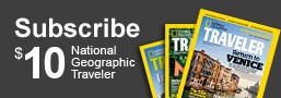 Look for Places to Travel National Geographic has a list of Top Picks for Travel