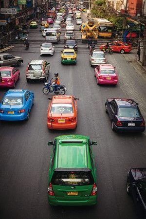 유혹의 도시 방콕 : 매거진캐스트