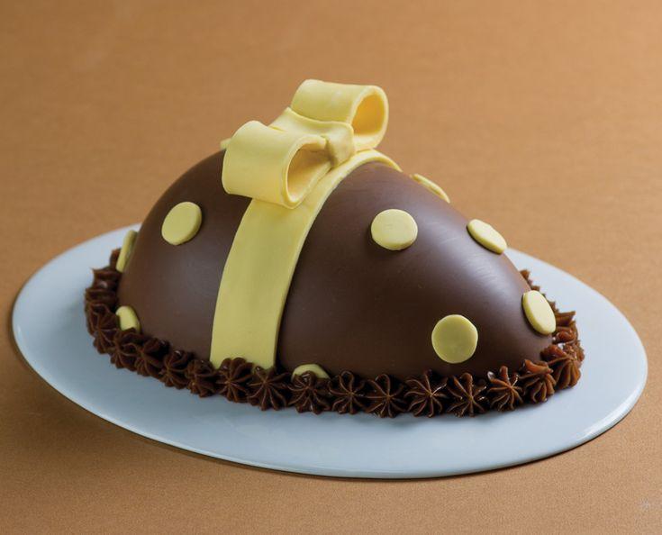Receita Ovo Presente   Receitas   Harald Chocolates e Coberturas – Brasil