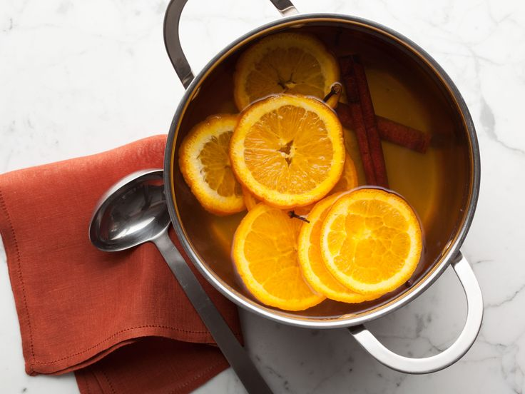 Mulled Cider Recipe : Bobby Flay : Food Network - FoodNetwork.com