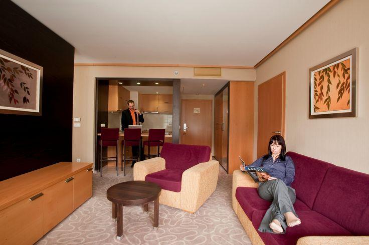 Szállás Sopronban - Fagus Hotel - szobák és lakosztályok 14