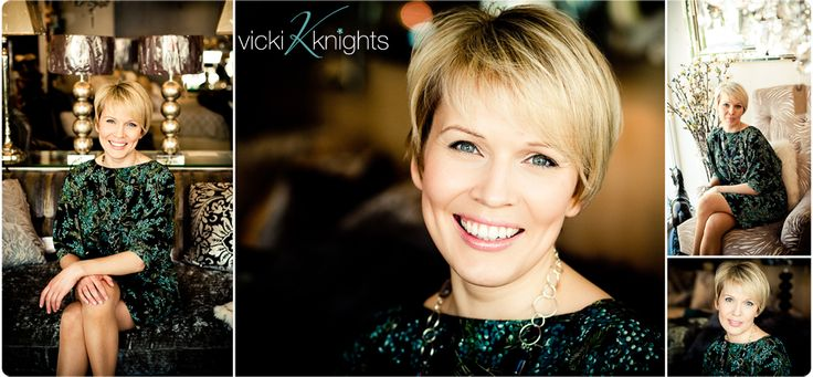 Lifestyle headshot session with Natalia Barbour - Vicki Knights Photography
