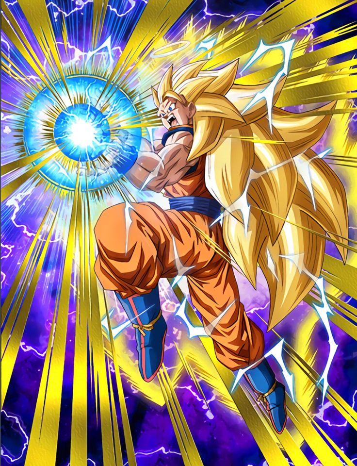 Goku ssj 3  Kamehamehaa