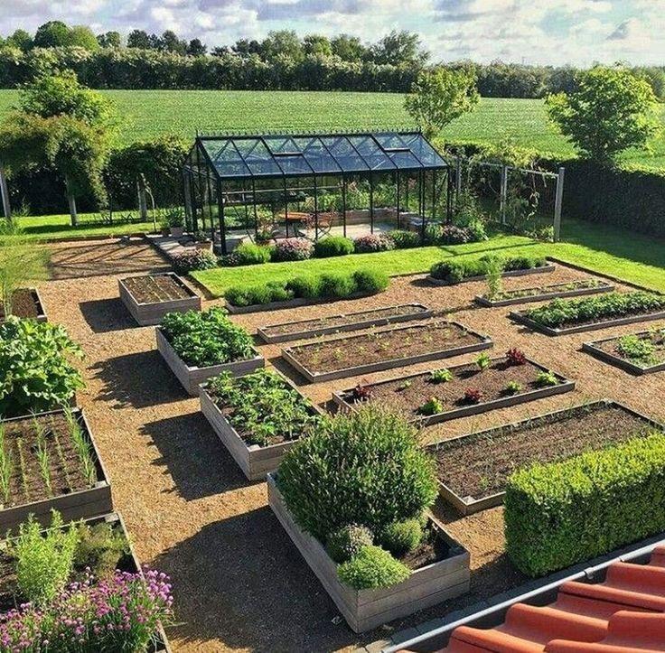 88 Fabulous Backyard Vegetable Garden Design Ideas – Garten Ideen