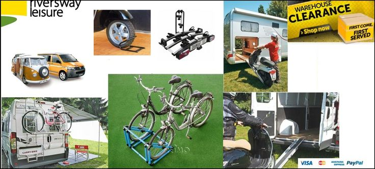 At Riversway Leisure, we bring to you sturdily designed bike racks. Our customers can buy unmatched quality bicycle racks for motorhomes, caravans, cars and other camping vehicles from us at very fair prices.