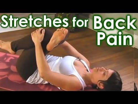 Yoga For Low Back Pain & Sciatica Relief