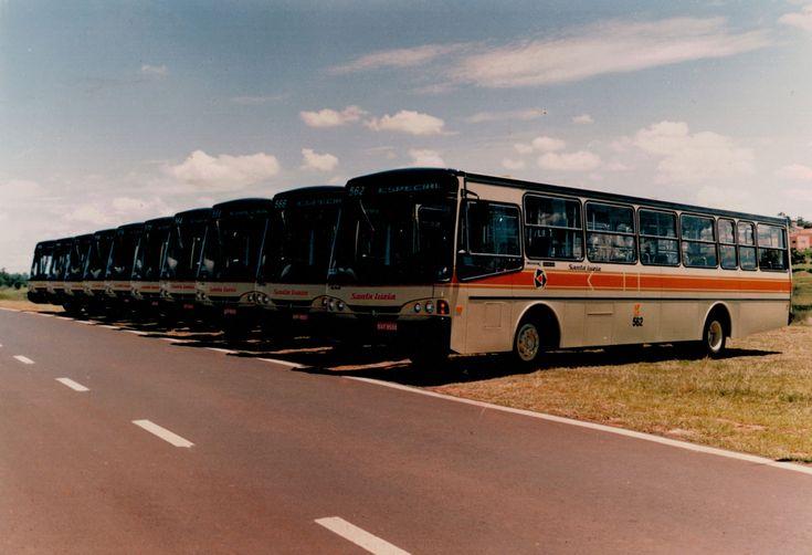 Circular Santa Luzia - Historia