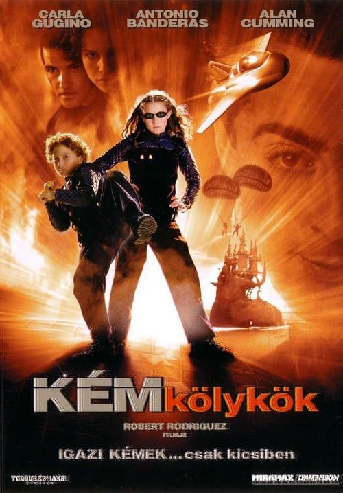 Watch Spy Kids (2001) Full Movie Online Free