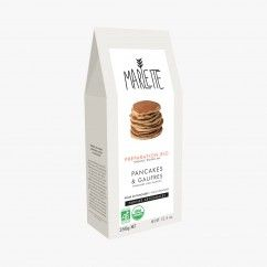 Préparation bio pour pancakes et gaufres - Marlette