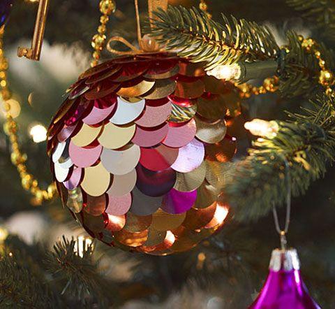 Ötletparádé - Sk karácsonyi díszek a fára 2011 - Gyerekszoba