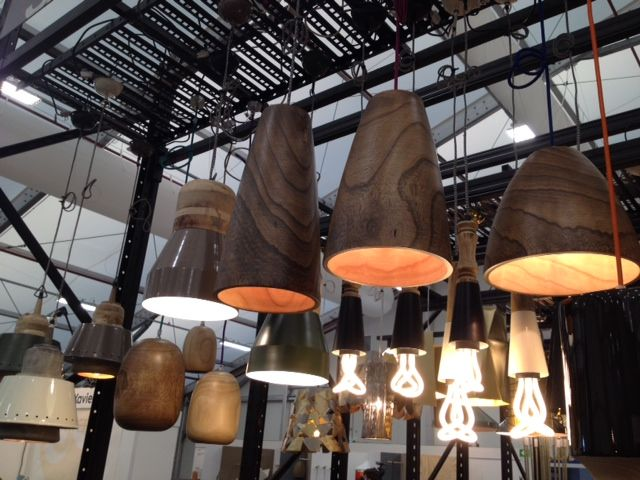 About Space - stunning contemporary lighting, seen at DesignEx Sydney 2014