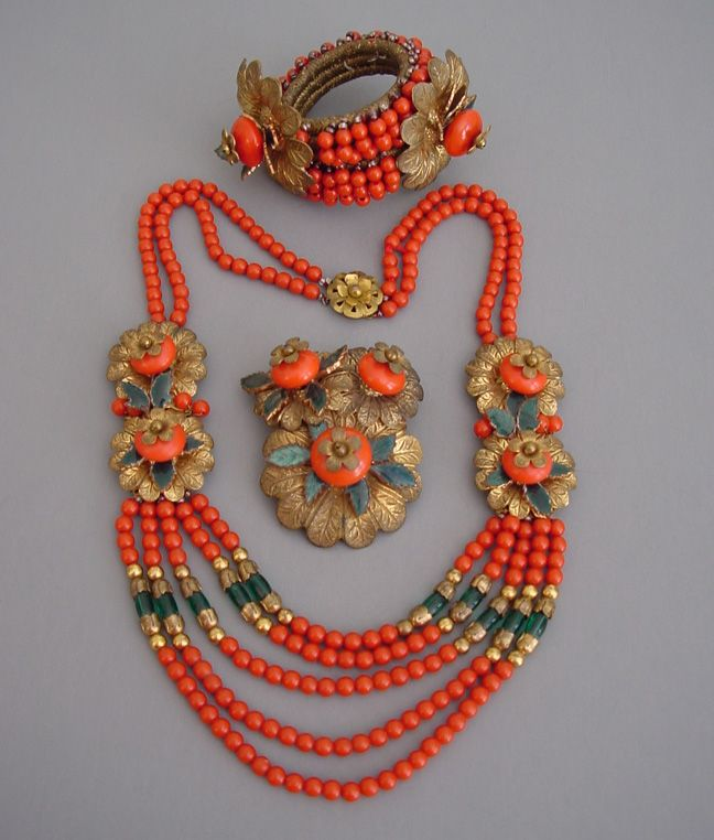 ~~Miriam Haskell Necklace~~
