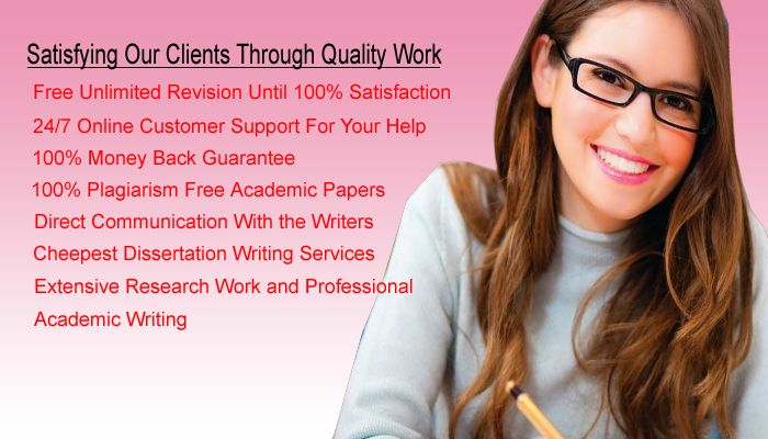Guidelines to be followed for dissertation abstract writing