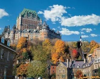 Fairmont Le Chateau Frontenac - Quebec City