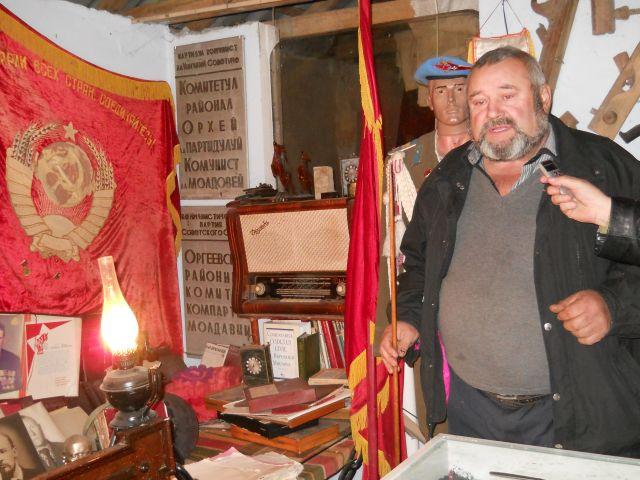 Radio Romania International - Un muzeu în inima Basarabiei
