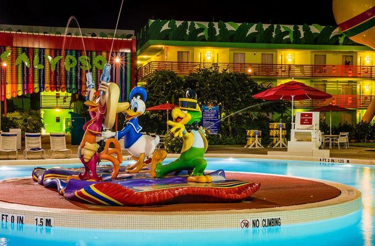 Hotéis mais baratos da Disney em Orlando #viagem #orlando #disney