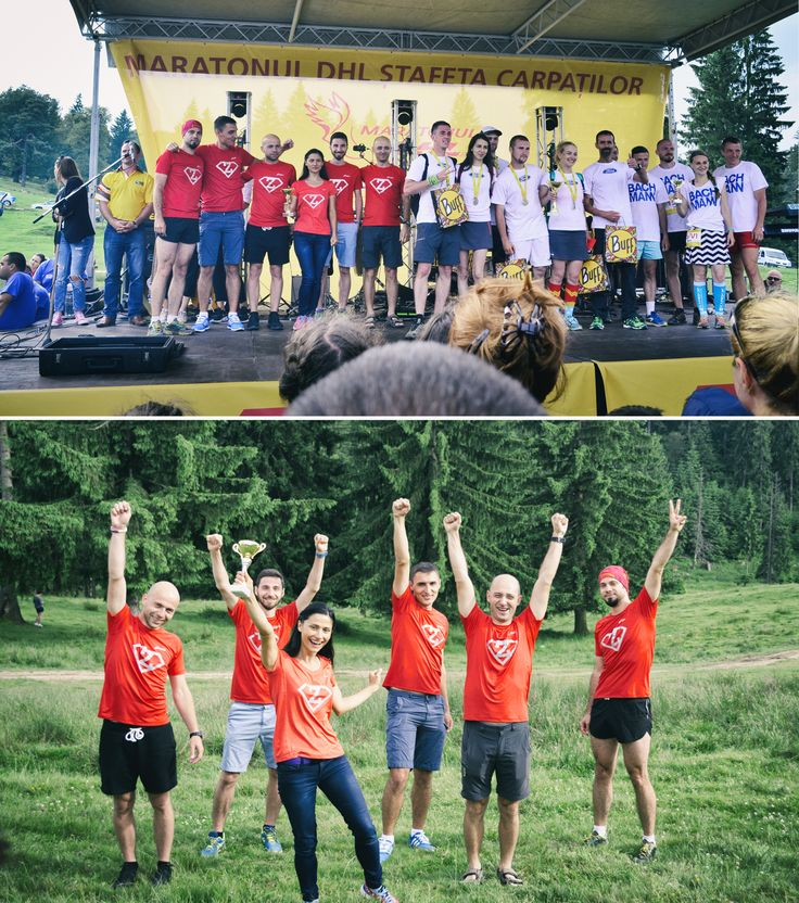 Happened this weekend: #ZitecRunningSquad takes 2nd place at DHL Marathon, Mixed Team Relay, competing against 58 other teams. The new Zitec running T-shirts look good on the podium! Congrats, team!