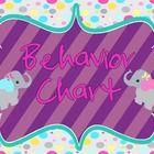 Elephant Behavior Chart   Classroom Behavior Chart   Role Model- Teacher Choice Reward Awesome Day! -Teacher Choice Reward Good Job Today! -Teacher...