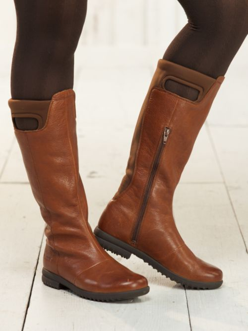 Women's Bogs Leather Alexandria Boots | Sahalie