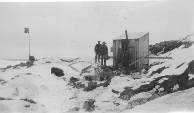 The first living space built on Bouvet Island the most remote piece of land on Earth (1929)