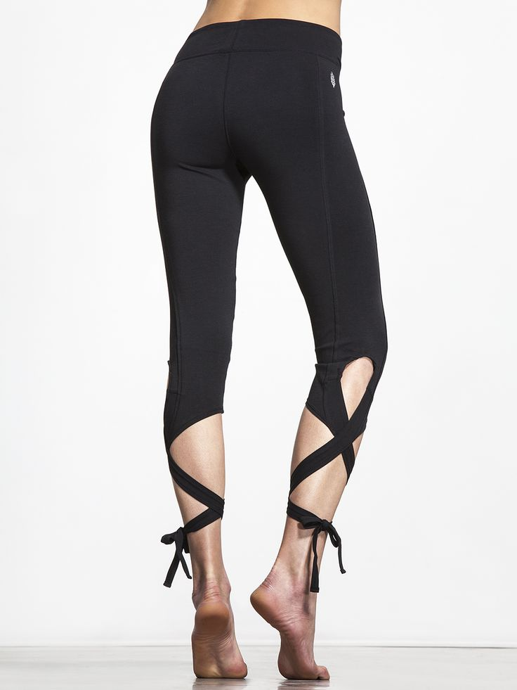 Upgrade your legging game with these high-performance leggings from Free People Move. The showstopper is the versatile ties on each calf, allowing you to customize the look to suit your outfit (or mood), but we love the performance details like the UV-protection imbued fabric, the compression seaming and superior breathability to keep you cool, dry and looking fly.