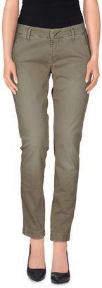 ROŸ ROGER'S Casual pants - Shop for women's Pants - Khaki Pants