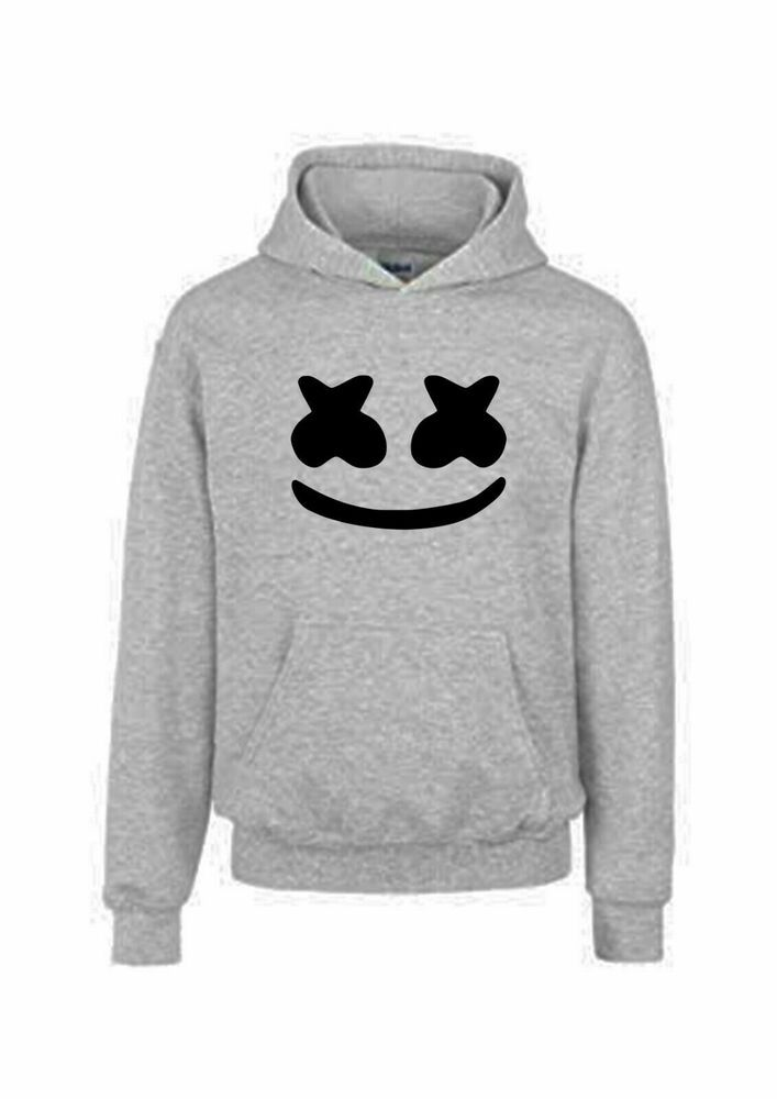Kids Marshmello Dj Music T-shirt Game Gaming Edm Dance Festival Tee Boys Girls Clothes, Shoes & Accessories
