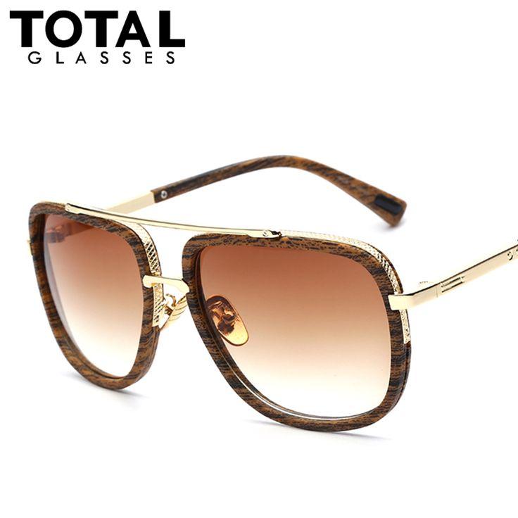 Brand Designer Sunglasses Men Women Retro Vintage Sun glasses Big Frame Fashion Glasses Top Quality Eyeglasses  UV400 #clothing,#shoes,#jewelry,#women,#men,#hats,#watches,#belts,#fashion,#style