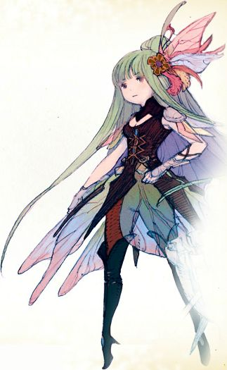 """""""Bravely Default"""" by 吉田 明彦 Akihiko Yoshida*  • Blog/Info 
