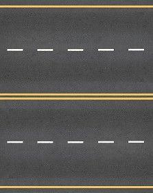 Textures Texture seamless | Road texture seamless 07584 | Textures - ARCHITECTURE - ROADS - Roads | Sketchuptexture