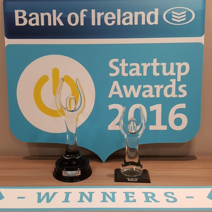 Bank of Ireland Startup Awards 2016 #startup #cloud #accounts #winners #awardwinning