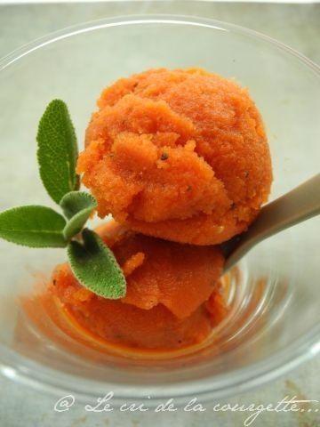 sorbet tomate poivron http://www.imenager.com/recettes/Recette-de-sorbet-express-tomates-et-poivron-181