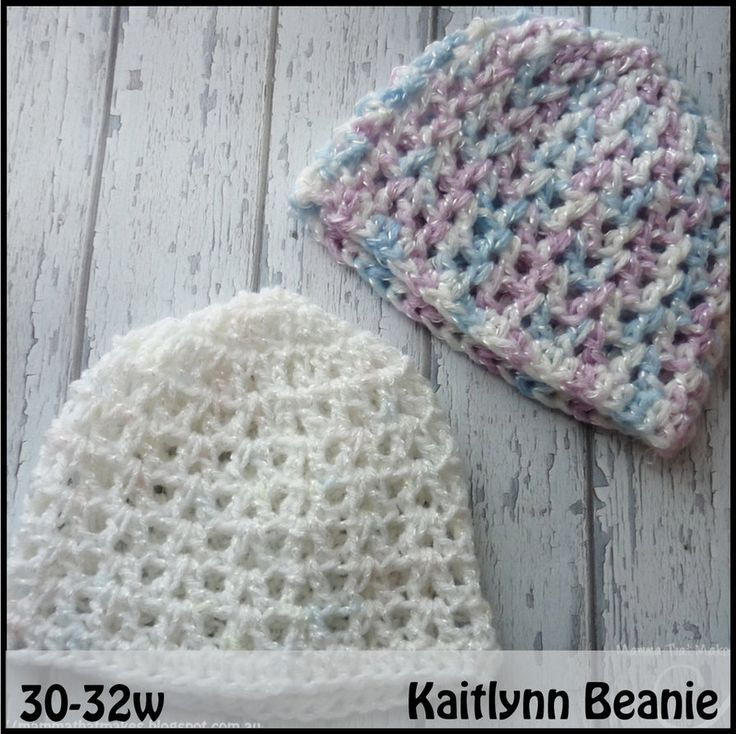 Free Preemie Knitting Patterns images