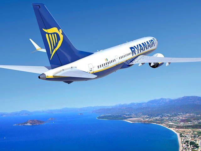 Ryanair : l'évaluation du vol en nouvelle version
