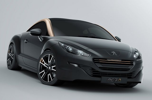 New Peugeot RCZ R Gets 260bhp Engine bad credit cars