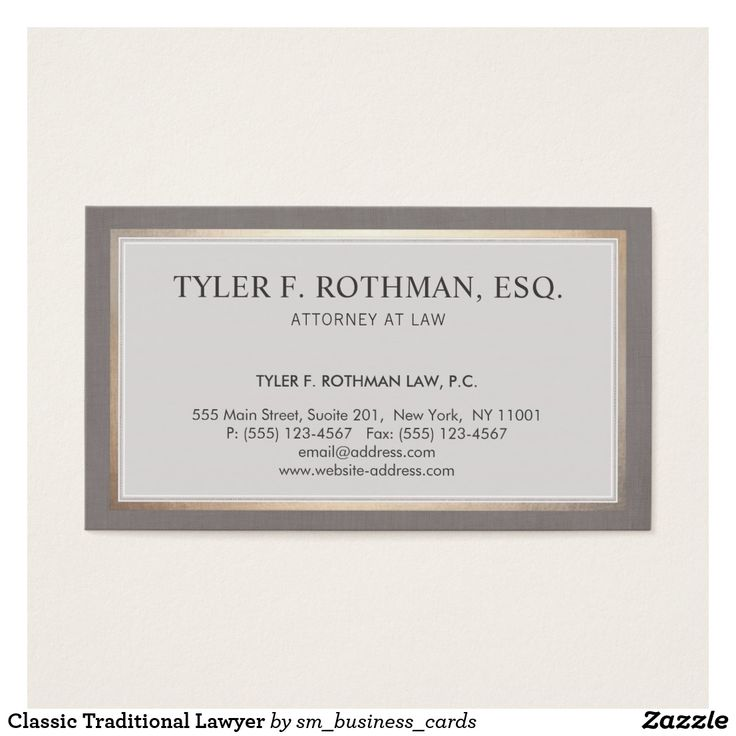 22 best Customizable Attorney and Professional Business Cards images ...
