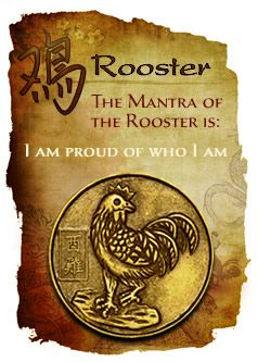 BORN IN THE CHINESE YEAR OF THE ROOSTER! 2013..Year Of the Snake..It's gonna be a great year!!