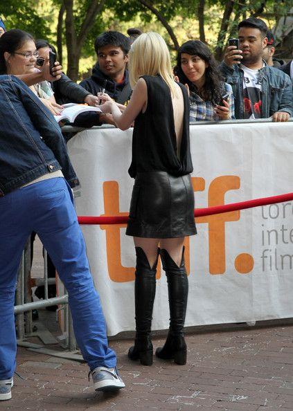 "Dakota Fanning - Jason Reitman Live Read Of ""Boogie Nights"" - 2013 Toronto International Film Festival"