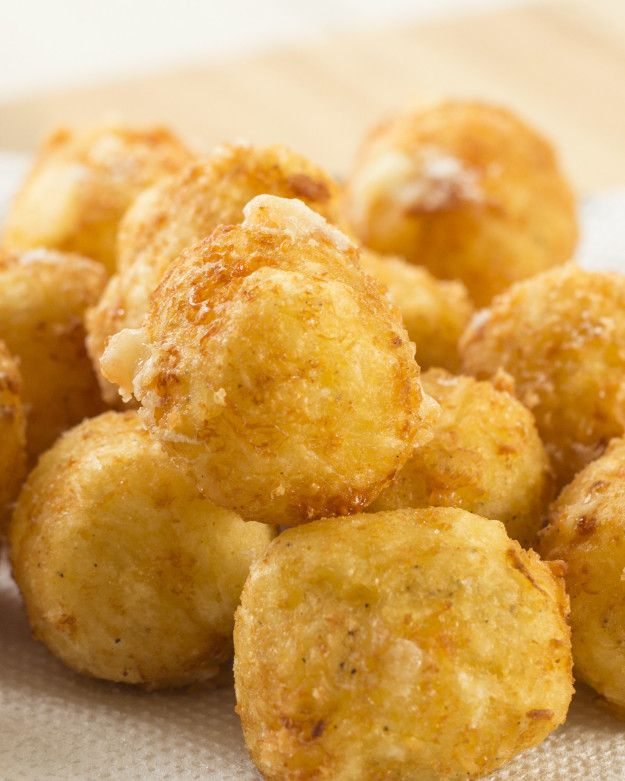 Yucca Tots | Take On The Last Days Of The Olympics With These Brazilian Yucca Tots