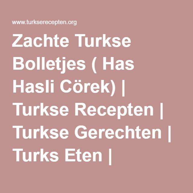 Zachte Turkse Bolletjes ( Has Hasli Cörek) | Turkse Recepten | Turkse Gerechten…
