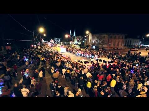Olean - 2011 Santa Claus Lane Parade