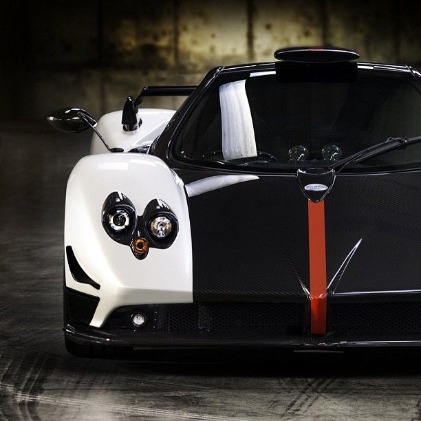 The Beautiful Zonda Pagani
