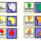 Have students use the variety of map boards to sort/match continents. Students will create a completed map of continents after completion of task. ...