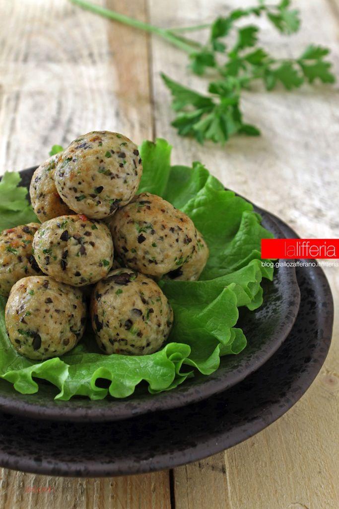 Polpette alle olive