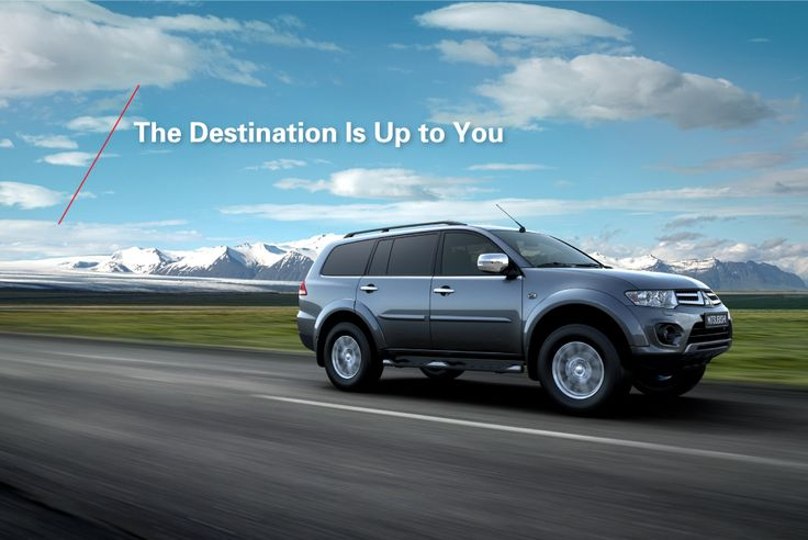 Destination is up to you..!  Book a Test Drive:
