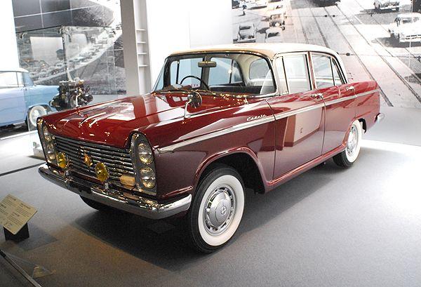 Nissan Cedric (1960)