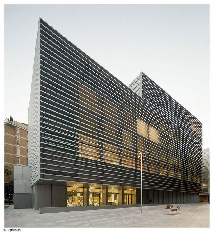 Architect: BCQ Arquitectes  Name of Project: Social security administration office building in old city Barcelona  Location: Carrer Arc del Teatre 63, Barcelona, Spain