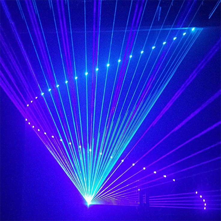 Extérieur spot laser lumières/laser boîte de nuit/utilisé éclairage de scène pour la vente